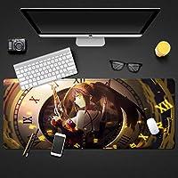デート·ア·ライブマウスパッド、eスポーツマウスパッド、カートゥーンマウスパッド、ラージマウスパッド、ゲーミングキーボードパッド、高級マウスパッド、周辺カートゥーンゲーミングマウスパッド、防水ノンスリップマウスパッド800 * 300 * 3mm / 900 * 400 * 3mm-C_900*400*3mm