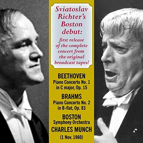 Sviatoslav Richters Bostoner Debüt 1960