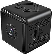 Duotar 720P Mini Câmera Portátil Smart WiFi Câmera de Segurança Sem Fio Detecção de Movimento com Função APP orte de Base ...