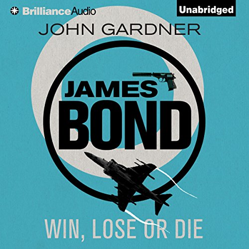 Win, Lose or Die audiobook cover art