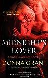 Midnight's Lover (Dark Warriors) by Donna Grant (2012-06-26)