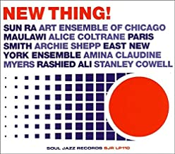 Soul Jazz Records Presents/Various New Thing!-Deep Jazz From The USA 1970-80 Avantgarde/Free