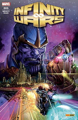 Infinity Wars (fresh start) N°5