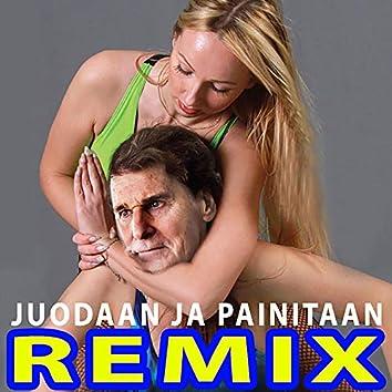 Juodaan ja painitaan (Remix)