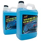 SH HS 29.606 Bug Wash Windshield Washer Fluid, 1 Gal (3.78...