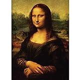 TUFEIMJ Puzles para Adultos,Puzles de 1000 Piezas Adulto,Puzzles 1000 Piezas,Piezas Rompecabezas,Puzzle Adultos,1000 Rompecabezas, desafiantes Rompecabezas para Adultos (Mona Lisa)