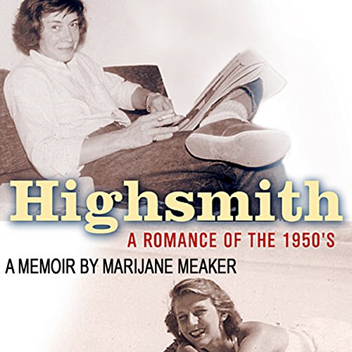 Highsmith: A Romance of the 1950's audiobook cover art