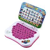 Fdit Computer Bambini, Computer educativo interattivo bilingue per Bambini Utilizzato per l'apprendimento e il gioco dei bambini, lo sviluppo visivo, uditivo(Lingua Italiana Non Garantita)