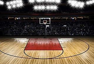 VZ002 25,4 x 17,8 cm Basketballhintergrund für Fotografie im Innenbereich