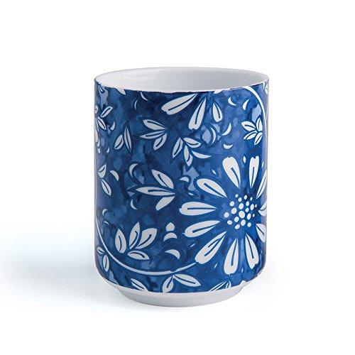 Excelsa Tasse Orientale, Porcelaine 150 ML Fiori Blu