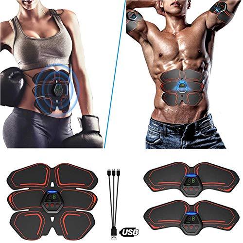AB Meter Lui Fitness Apparatuur Thuis-Buikspieroefening Buikspier Massage Plakken Stickers