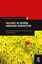 Salience in Second Language Acquisition (Second Language Acquisition Research Series)