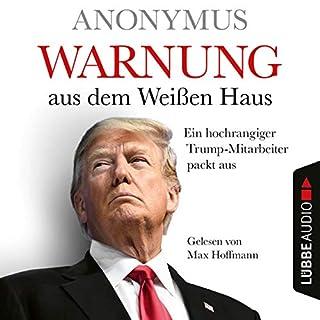 Warnung aus dem Weißen Haus Titelbild
