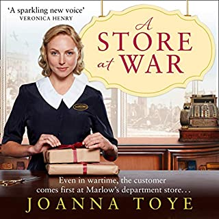 A Store at War                   By:                                                                                                                                 Joanna Toye                               Narrated by:                                                                                                                                 Olivia Dowd                      Length: 7 hrs and 47 mins     4 ratings     Overall 3.8