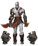 God of War 3 - último Kratos Deluxe 18 Cm