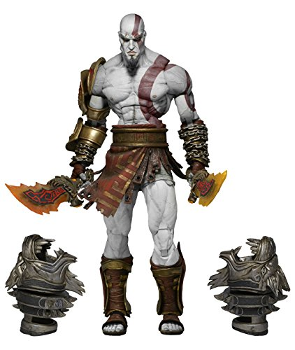 God Of War 49318 17,8 cm Figure « 3 Ultime Kratos »