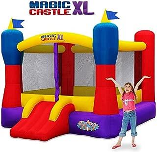 Blast Zone Magic Castle XL10 Bouncer