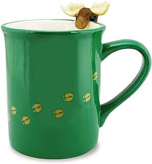 Moose Coffee Mug Novelty Tea Cup - Cape Shore …