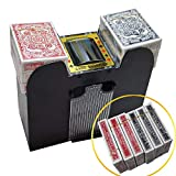 Best Card Shufflers - SK CASA 6 Deck Automatic Card Shuffler Review
