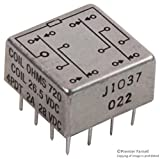 TE CONNECTIVITY/CII 3SBH1139A2 HIGH FREQUENCY RELAY, 26.5V, 4PDT