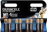 Duracell LR06/AA Ultra Power - Lote de 8 Pilas