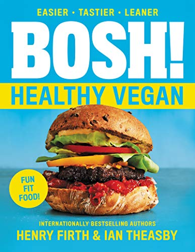BOSH!: Healthy Vegan BOSH Series Book 4 English Edition