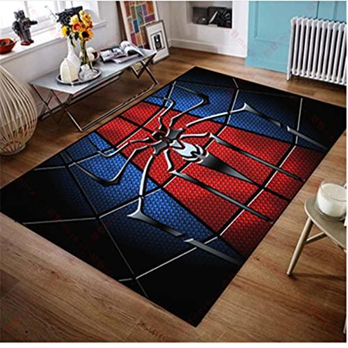 Tapis Marvel Spiderman Chambre Salon Magasin De Vêtements Bébé Tapis Rampant Salle D