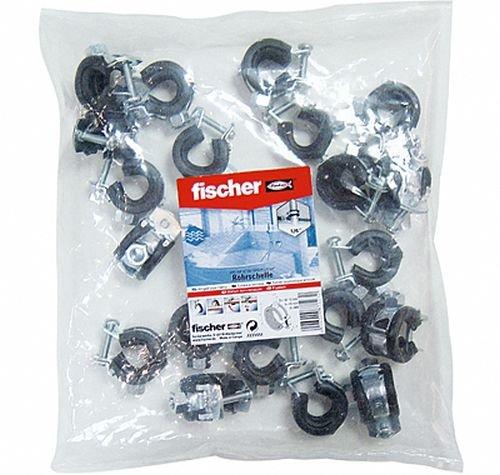 Fischer 87125 - Fgrs gelenkrohrschhelle más bg 1/2 pulgada sb-samo,