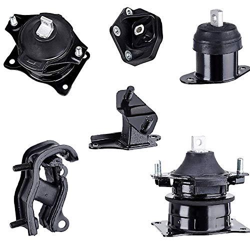 Engine Motor Mount Fits 2004 2005 2006 2007 2008 2009 Mazda 3 2.0L A4402 A4404 A4405 A4418 B32T-39-060 BP4N-39-070D 3M51-6P082A BP4N39010C