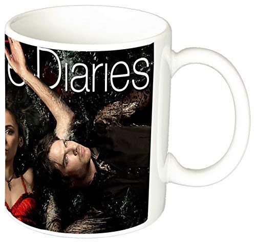 MasTazas Cronicas Vampiricas The Vampire Diaries E Taza Ceramica