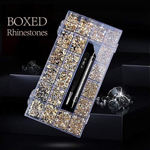 3d nail charms wholesale _image3