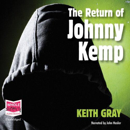 The Return of Johnny Kemp audiobook cover art