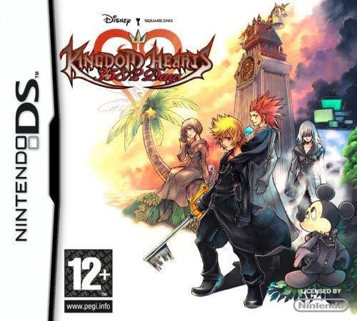 Eidos  Kingdom Hearts 358/2 Days