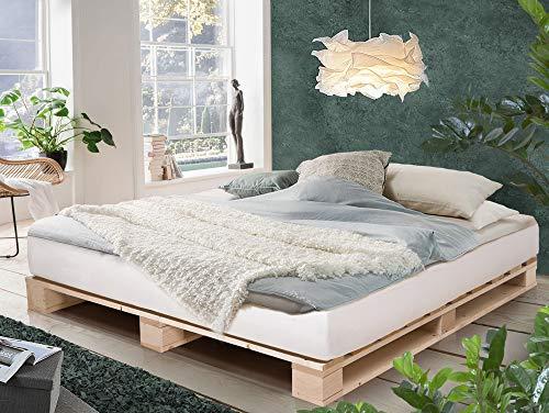 Möbel-Eins -  PALETTI Palettenbett