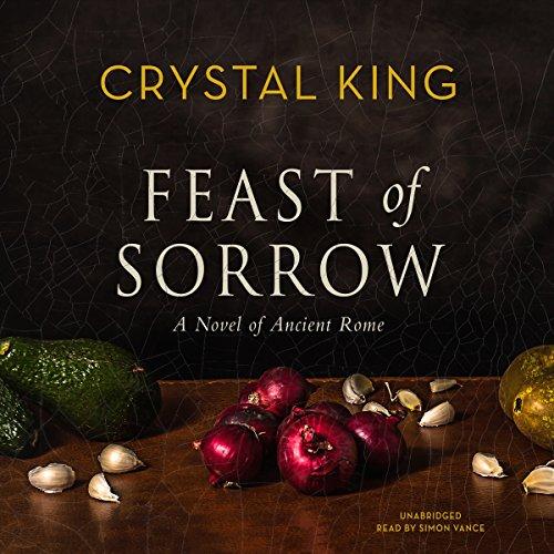 Feast of Sorrow audiobook cover art