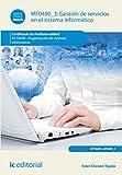 Gestión de servicios en el sistema informático. ifct0609 - programación de sistemas informáticos