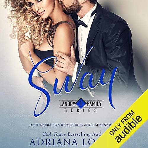 Sway audiobook cover art