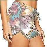 Pantalones Cortos De Mujer PantalóN Corto Mallas Leggings Pantalones Cortos De Mujer Verano Pantalones Cortos De Mujeres Bermudas Mujer Pantalones Deportivos