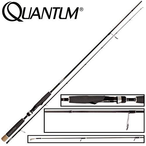 Quantum Vapor Finesse Lure & Jig 210cm 5-18g - Spinnrute zum Barschangeln & Forellenangeln, Barschrute, Forellenrute, Jigrute
