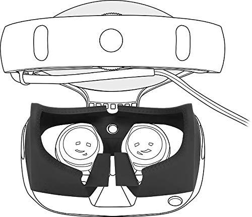 Speedlink GUARD Soft Skin - Voor PS VR, Extraveilige grip, Past zich aan gezicht aan - zwart