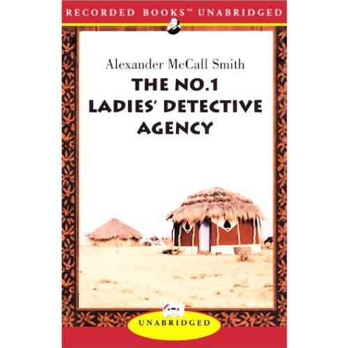 The No. 1 Ladies' Detective Agency cover art