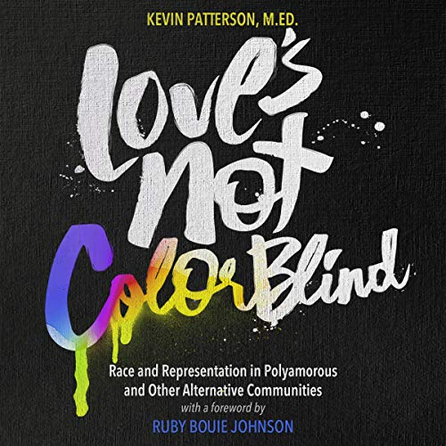 Love's Not Color Blind cover art