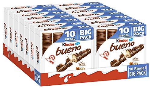 kinder Bueno Vorratspack, 14er Pack (14 x 215 g Packung)