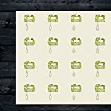 Hand Mixer Blender Mixers Kitchen Craft Stickers, 30 Stickers at 1.5 Inches, Great Shapes for Scrapbook, Party, Seals, DIY Projects, Item 769034