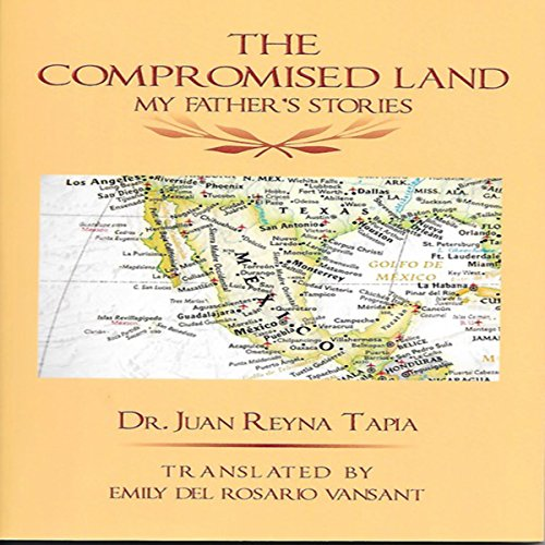 The Compromised Land audiobook cover art