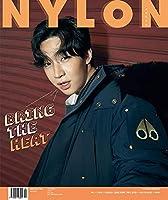 韓国雑誌 NYLON(ナイロン) 2020年 10月号 (ヘンリー表紙) ★★Kstargate限定★★