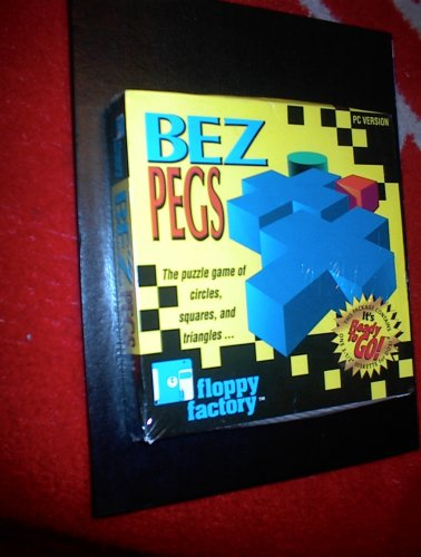 BEZ PEGS GAME by FLOPPY FACTORY