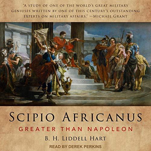 Scipio Africanus audiobook cover art