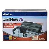 Aquarium Pumps & Filters Aqueon 06079 QuietFlow 55/75 Power Filter, 400-GPH, New,