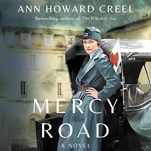Mercy Road audiobook cover art
